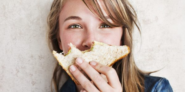 Are you on a diet? You can still enjoy Sandwich week!