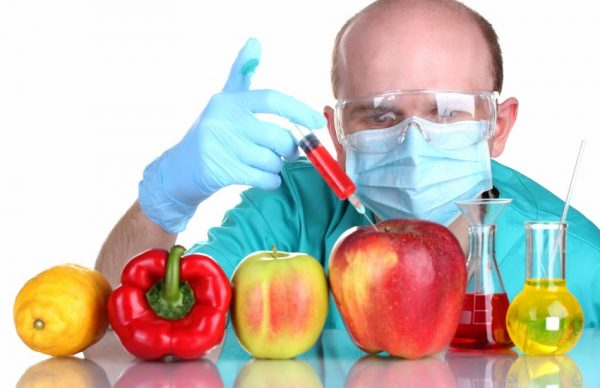 STUDY: Even non-GMO Foods Contain Genes?