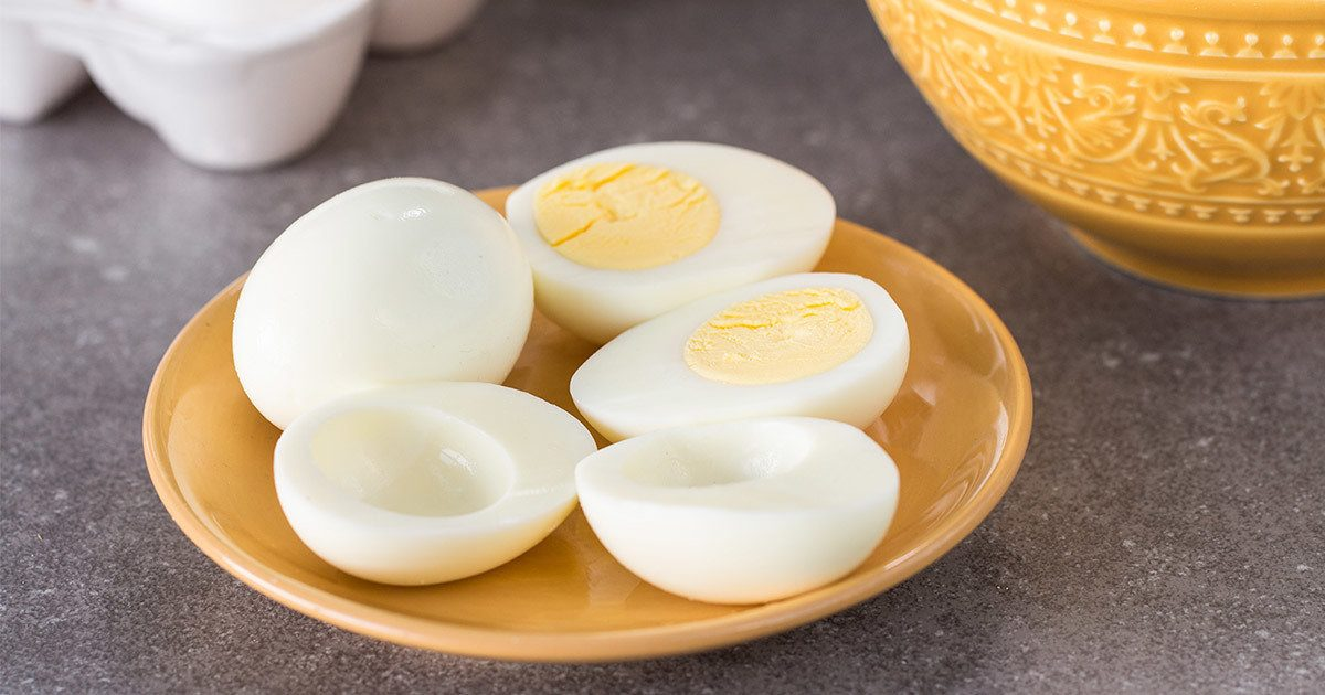 NO YOLK! Boiled Egg Diet: Does it Work?