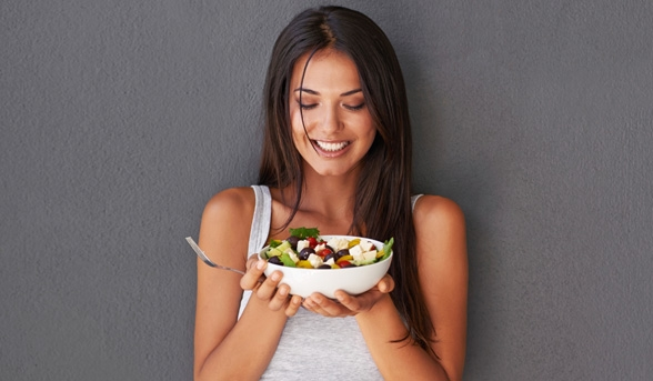 Improving Your Diet Can Also Improve Your Skin