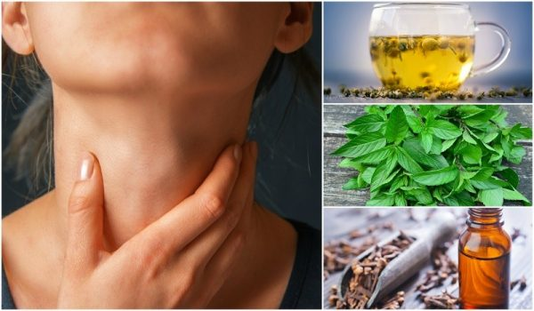 Natural Remedies To Cure Sore Throat