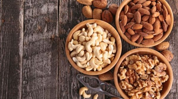 Disease Risk Lowered with a Handful of Nuts