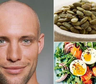 Three 'top foods' to avoid hair loss and stimulate hair growth at home explained