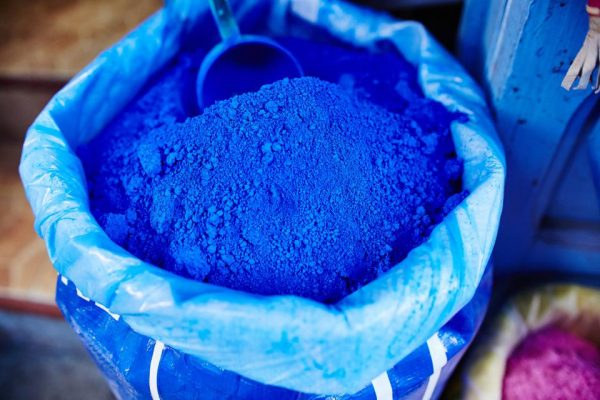 Why Food Scientists Are Excited About A Natural Blue Food Dye