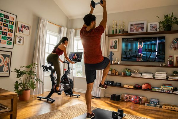 Peloton Is Making Moves Into Corporate Wellness